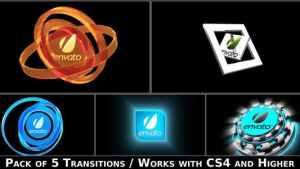 Broadcast Logo Transition Pack