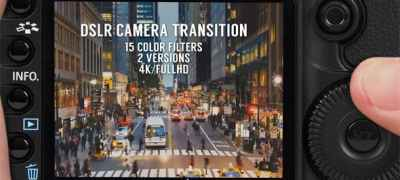 DSLR Camera Transition