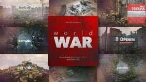 World War Broadcast Package vol.3