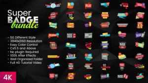 Super Badge Bundle