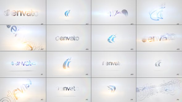 Download Quick Logo Sting Pack 11: Clean & Minimal – FREE Videohive