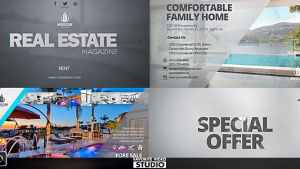 Real Estate Magazine / Broadcast ID