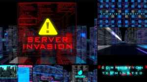 Server Invasion Template