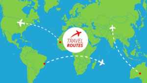 Travel Routes Maker
