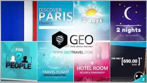GEO - Travel & Booking Promo Trip Package