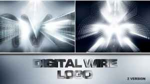 Digital Wire Logo