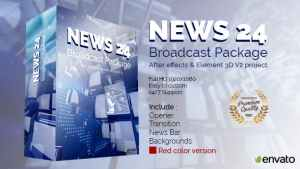 News 24 Broadcast Package