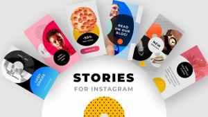 Instagram Stories Pack No. 1