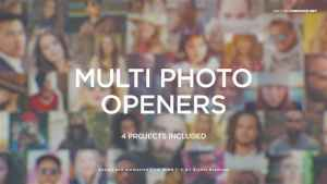Multi Photo Logo Openers