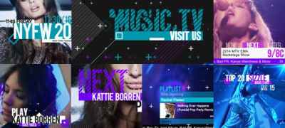 Music and Entertainment TV Broadcast Pack