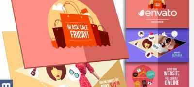 Black Friday Sale - Online Promo