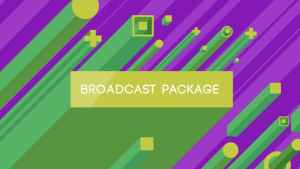 Isometric Broadcast Package