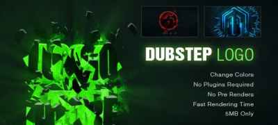 Dynamic Dubstep Logo