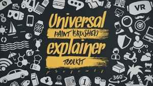 Universal Paint Brushed Explainer Toolkit