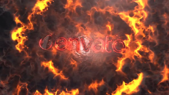 Download Fire Logo – FREE Videohive