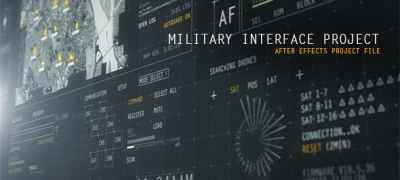 HUD Military Interface Project
