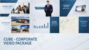 Cube - Corporate Video Package