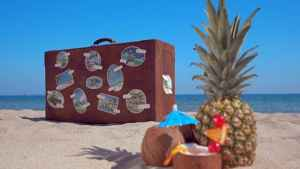 The Retro Suitcase - Holiday & Travel Promotion