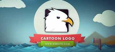 Cartoon Logo Reveal