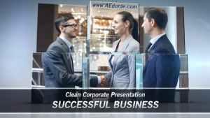 Successful Business - Clean Corporate Presentation