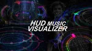HUD Music Visualizer