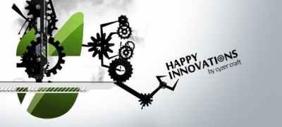 Happy Fun Mechanical Engineering Logo