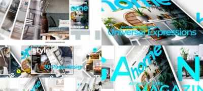 Magazine Promo