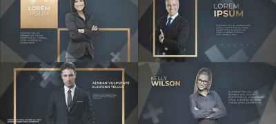 Corporate Presentation Business Promo