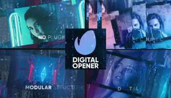 After Effects Projects | Download Digital Promo - FREE