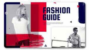 Fashion Guide Media Opener