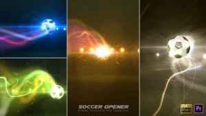 Soccer Opener - Premiere Pro