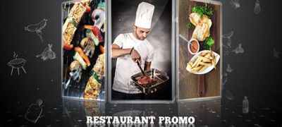 Restaurant Promo | After Effects Template