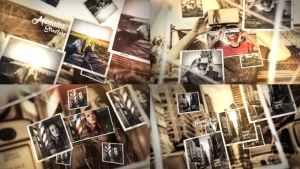 Memories Parallax Slideshow
