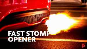 Fast Stomp // Typo Opener