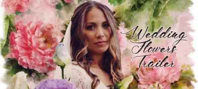 Wedding Flowers Trailer