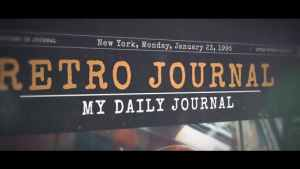 History in Journal