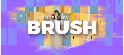 Brush Slideshow