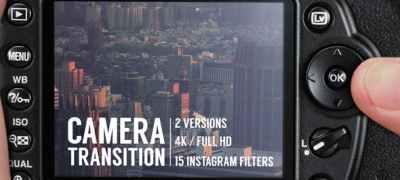 Camera Transition