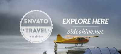 Travel Intro and Lower Third | After Effects Template