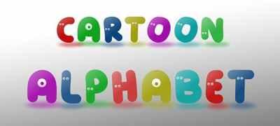 Cartoon Alphabet | After Effects Template