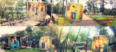 Matrimony Summer Slideshow