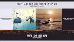 Universal SlideShow-Opener