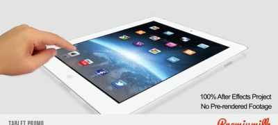 Tablet Promo