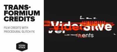 Transformium | Film Credits