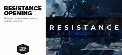 Resistance | Show Opening Title Sequence