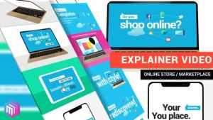 Explainer Video | Online Store, Marketplace, Services