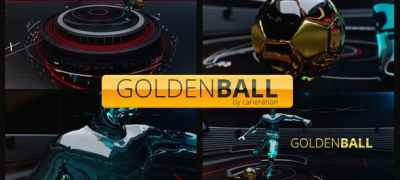 Golden Ball Football Opener