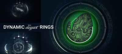 Dynamic Rings Logo