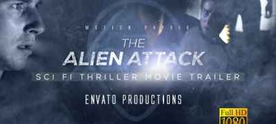 Sci Fi Thriller Movie Trailer