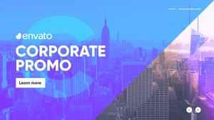 Clean Corporate Promo